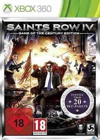 Descargar Saints Row IV Game Of The Century Edition [MULTI][Region Free][2DVDs][XDG3][COMPLEX] por Torrent